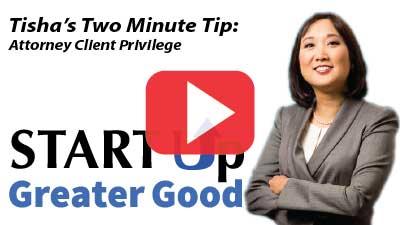 2-Minute Tip: Attorney Client Privilege