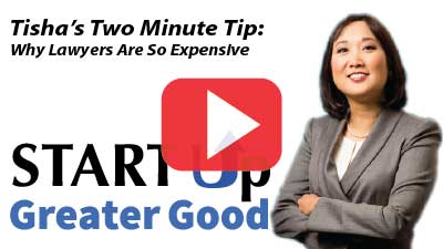 2-Minute Tip: Why Lawyers Are So Expensive